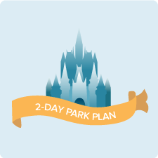 Magic Kingdom 2-Day Plan