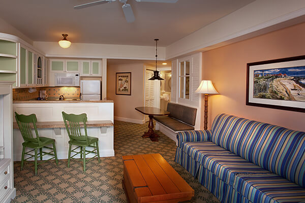 Disney S Beach Club Villas Walt Disney World