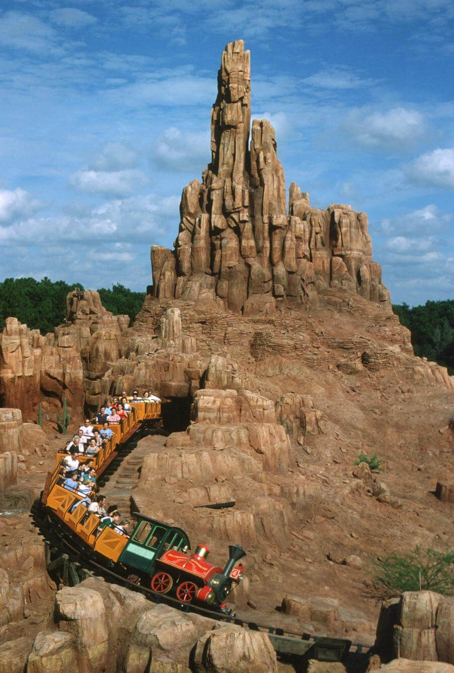 big thunder mountain railroad - photo #3