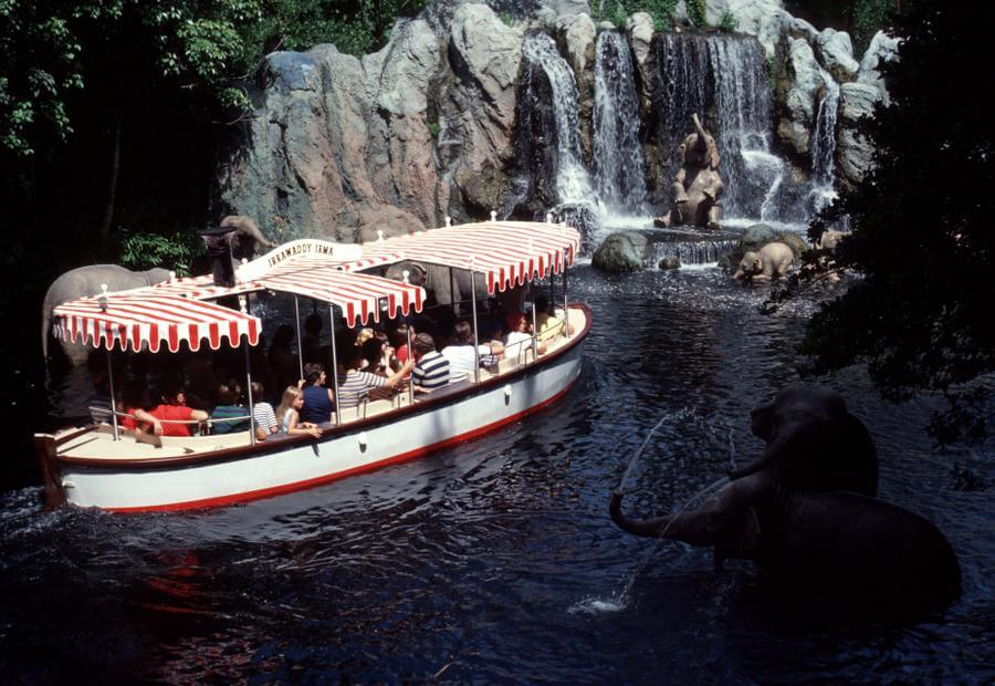 Jungle Cruise® Attraction