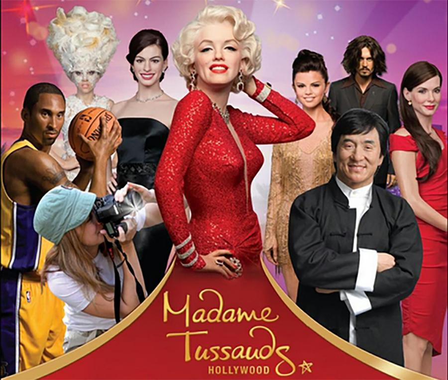 Madame Tussauds Hollyw...