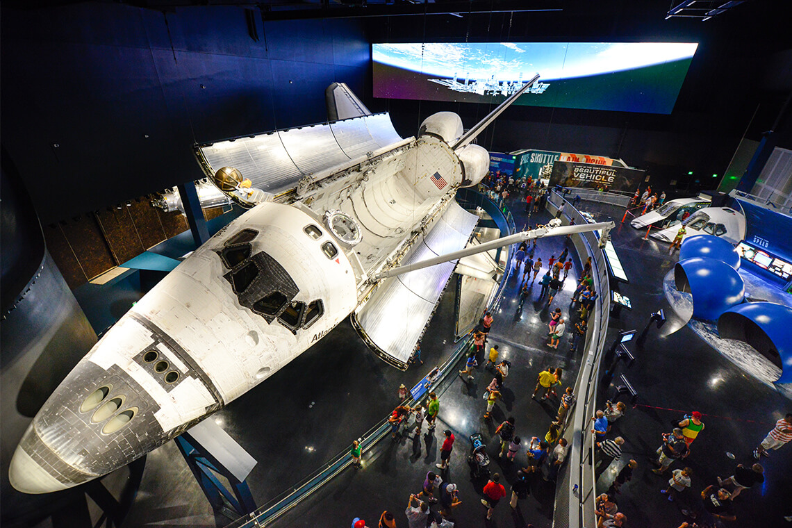 Details: Get up to $60 off admission to Kennedy Space Center Visitor complex. Valid for Florida Residents only. Proof of Florida residency is required. Valid up .